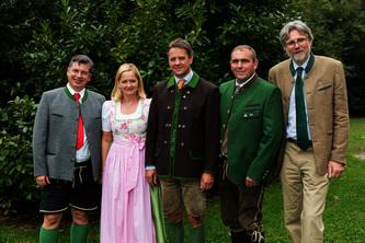 Das neue Team des Steiermärkischen Forstvereins © Maierhofer