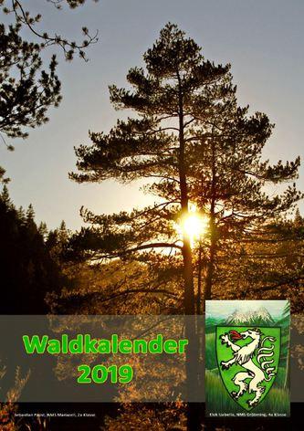 Waldkalender2019.JPG © Maierhofer