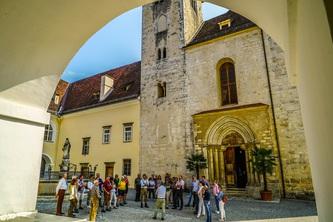 Stiftshof St. Paul © Norbert Weber