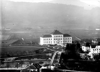 Försterschule 1900.jpg © Maierhofer