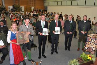 Verleihung_Grüner Zweig .JPG © Fotofrosch