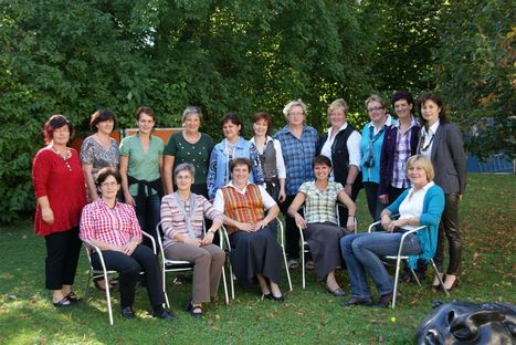 Gruppenfoto ZAM -Lehrgang Graz &copy; Kaiser