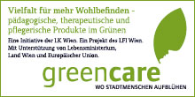 Banner GreenCare &copy; Archiv
