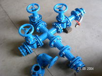 Pumpen, Filter, Steuerungsanlagen und Wasseraufbereitung © Archiv