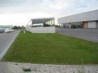 Kampichler Besichtigung Oktober 2012 Firmengelände Grünfläche © Archiv