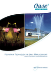 OASE Fountain Technology & Lake Management Hndlerkatalog 2013 (32335) &copy; Archiv