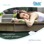 OASE Wassergrten Endverbraucherkatalog 2013 (32489) &copy; Archiv