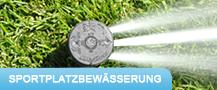 Sportplatzbewaesserung © Archiv