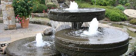 Wasserarchitektur Wasserpark-Vergnuegungspark © Archiv