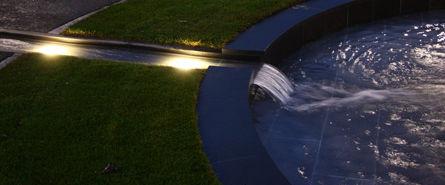 Wasserarchitektur gewerblicher-Bereich © Archiv