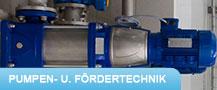 pumpen-und-foerderungstechnik © Archiv