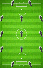 BW Fußballplatz 13 Hydra-M © Archiv