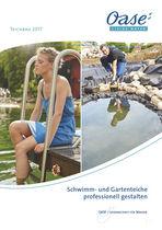 OASE Schwimmteich Broschüre 2017 (32446) © Archiv