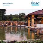 OASE Wassergärten Endverbraucherkatalog 2018 (61463) © Archiv