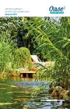 OASE Wasser & Garten / Entwässern & Bewässern Katalog 2019 © Archiv