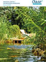 OASE Wasser & Garten / Entwässern & Bewässern Händlerkatalog 2019 (61474) © Archiv