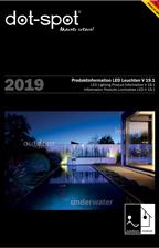 dot-spot LED Leuchten Katalog 2019 © Archiv