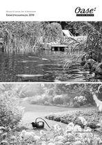 OASE Wassergärten Ent- und Bewässern Händler-Ersatzteilkatalog 2019 (61764) © Archiv