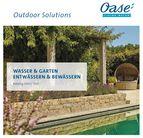 OASE Wassergärten Endverbraucherkatalog 2020 (61823) © Archiv