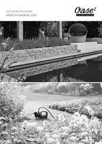 OASE Wassergärten Ent- und Bewässern Händler-Ersatzteilkatalog 2020 (61816) © Archiv